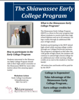 Early college Information night